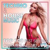 Techno & House Music Top 100 Best Selling Chart Hits + DJ Mix V3 de Deep House
