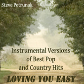 Instrumental Versions of Best Pop and Country Hits - Loving You Easy de Steve Petrunak