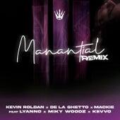 Manantial (Remix) de Kevin Roldan