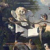 Dietrich Buxtehude: Sonatine à doi, Violine and Viola da Gamba, Opus 1 & 2 by Les Timbres