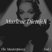 Marlene Dietrich Sings - The Masterpieces, Vol.1 fra Marlene Dietrich