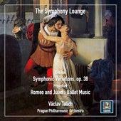 Dvořák: Symphonic Variations, Op. 78, B. 70 - Prokofiev: Romeo and Juliet, Op. 64 de City of Prague Philharmonic