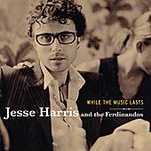 While The Music Lasts by Jesse Harris