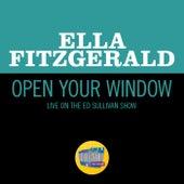 Open Your Window de Ella Fitzgerald