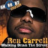Walking Down The Street by Ron Carroll