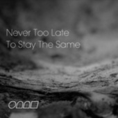 Never Too Late To Stay The Same by Sane