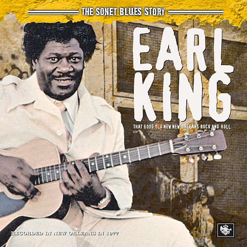 The Sonet Blues Story von Earl King