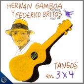 Tangos en 3x4 by Hernan Gamboa