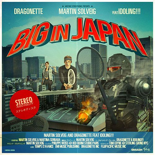 Big In Japan Remixes by Martin Solveig