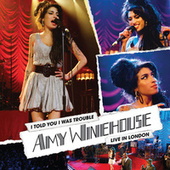 I Told You I Was Trouble: Live In London de Amy Winehouse