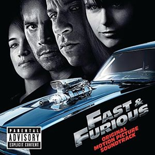 Fast and Furious de Various Artists