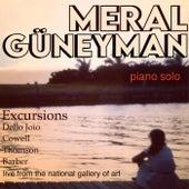 Excursions (Live) von Meral Guneyman