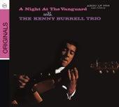 A Night At The Vanguard von Kenny Burrell