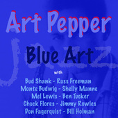 Blue Art de Art Pepper