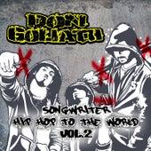 Songwriter Hip Hop to the World, Vol. 2 von Don Goliath
