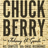 Johnny B. Goode/His Complete `50s Chess Recordings de Chuck Berry