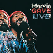 Live by Marvin Gaye
