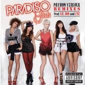 Patron Tequila de Paradiso Girls