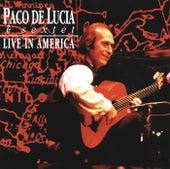 Live In America de Paco de Lucia