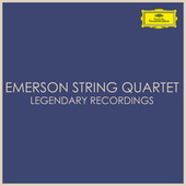 Emerson String Quartet Legendary Recordings by Emerson String Quartet