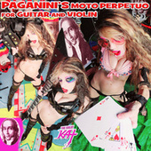 Paganini's Moto Perpetuo For Guitar And Violin de The Great Kat