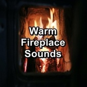Warm Fireplace Sounds by Ocean Waves For Sleep (1)