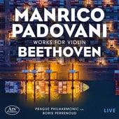 Beethoven: Violin Concerto in D Major, Op. 61 & Violin Sonata No. 1 in D Major, Op. 12 No. 1 (Live) de Manrico Padovani