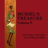 Muriel's Treasure, Vol. 8: Vintage Calypso from the 1950s & 1960s de Various Artists