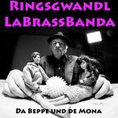 Da Beppe und de Mona von LaBrassBanda