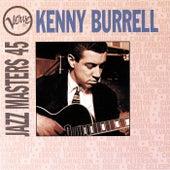 Verve Jazz Masters 45 von Kenny Burrell