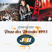 Parc Des Princes 93 de Johnny Hallyday
