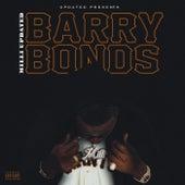 Barry Bonds by T Milli