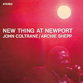 New Thing At Newport de John Coltrane