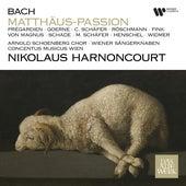 Bach: Matthäus-Passion, BWV 244 (Recorded 2000) by Nikolaus Harnoncourt