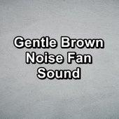 Gentle Brown Noise Fan Sound by Brown Noise