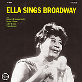 Ella Sings Broadway by Ella Fitzgerald