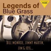 Legends of Blue Grass by Various Artists