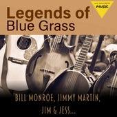 Legends of Blue Grass von Various Artists