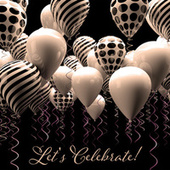 Let's Celebrate! - Great and Atmospheric Jazz Music for Parties and Other Special Occasions de Gold Lounge