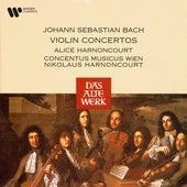 Bach: Violin Concertos by Alice Harnoncourt