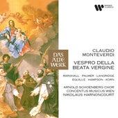 Monteverdi: Vespro della Beata Vergine, SV 206 by Nikolaus Harnoncourt