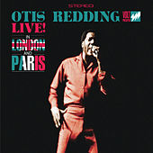 Live in London And Paris de Otis Redding