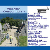 American Compositions 3 de Eastman-Rochester Orchestra Philadelphia Orchestra