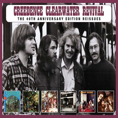 The Complete Collection (Digital Box) by Creedence Clearwater Revival
