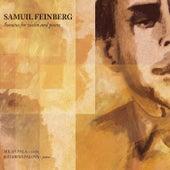 Samuil Feinberg - Sonatas for violin and piano by Milan Pala