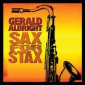 Sax for Stax de Gerald Albright