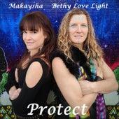 Protect (feat. Tierro Band & Ben Leinbach) by Makaysha Rain