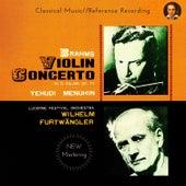 Johannes Brahms: Violin Concerto Op.77 by Yehudi Menuhin