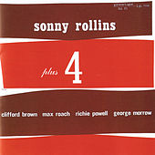 Plus Four [Rudy Van Gelder edition] by Sonny Rollins