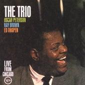 The Trio Live From Chicago de Oscar Peterson